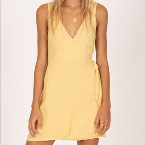 BRAND NEW WITH TAGS AMUSE SOCIETY MINI DRESS